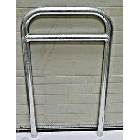 Arceau à vélo avec barre transversale 600 x 1050 mm