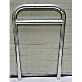 Bicycle rack with crossbar 600 x 1050 mm