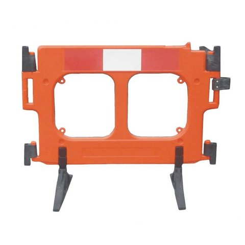 Construction barrier 'Clearpath' - 1000 x 1000 mm