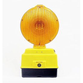 STAR Road warning lamp STARFLASH 2000 - single-sided - yellow