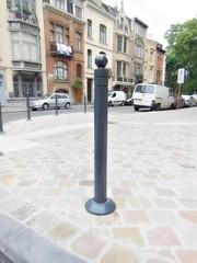 Trottoirpalen en anti-parkeerpalen