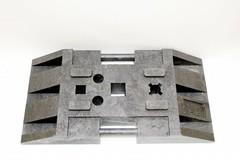 Base plates - fence bases - footplates