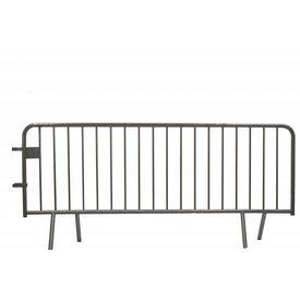 Barrière de police 18 barreaux - 250 x 110 cm