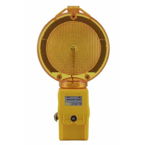 Werflamp MINISTAR - geel