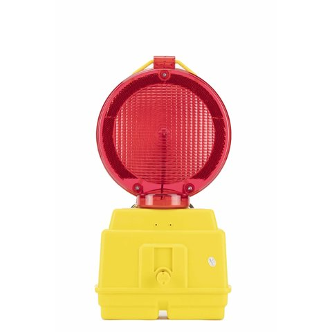Warning lamp STAR 2000 - red