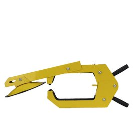 Wheel clamp for trucks