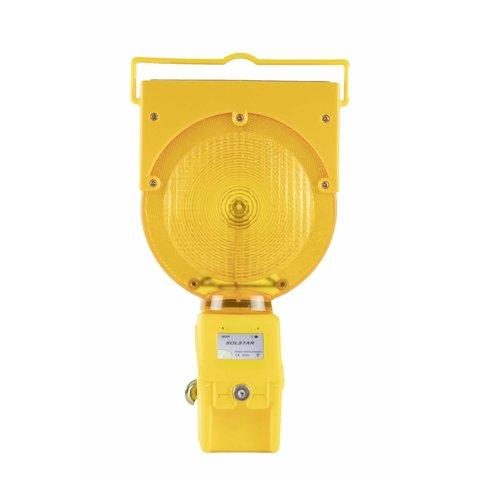 Werflamp SOLSTAR - geel (incl. € 0.057 BEBAT)