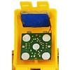 Oplaadbare werflamp SOLSTAR - geel