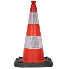 Traffic cone 'BIG FOOT' - 75 cm