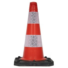 Traffic cone 'BIG FOOT' - 50 cm