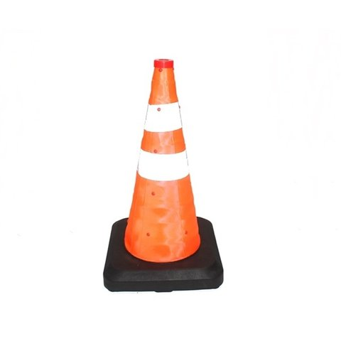 Collapsible (foldable) traffic cone