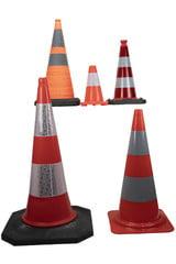 Verkeerskegels en verkeerspionnen