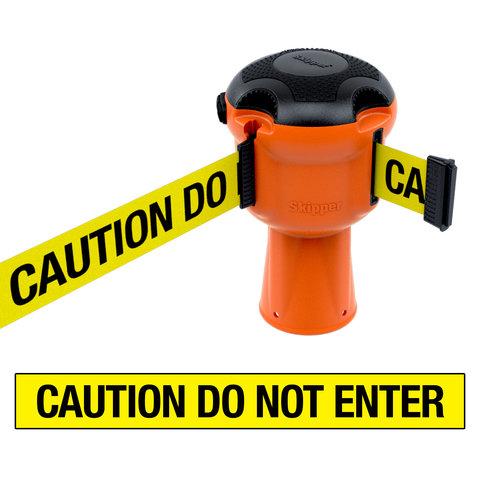 SKIPPER barrier belt unit  - CAUTION DO NOT ENTER