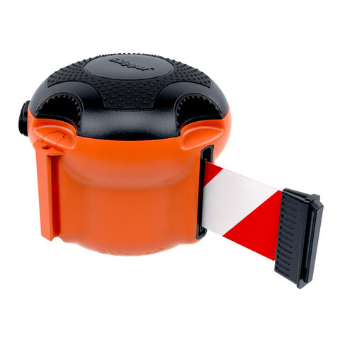 SKIPPER XS barrier belt unit - red/white