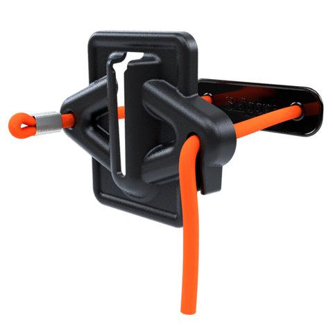 SKIPPER magnetische touwklem - vlakke ondergrond