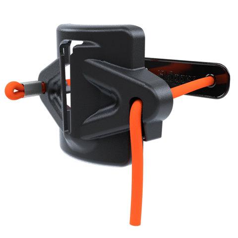 SKIPPER curved cord strap clip