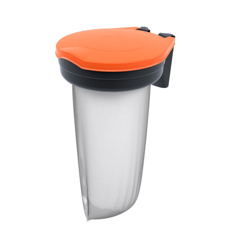 SKIPPER vuilnisemmer - meerdere kleuren