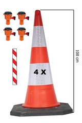 Products tagged with skipper road cone