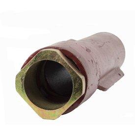 Grondhuls Ø 48 mm uit gietijzer