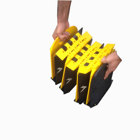 "VISO Ralentisseur portable ""Easyroll"""