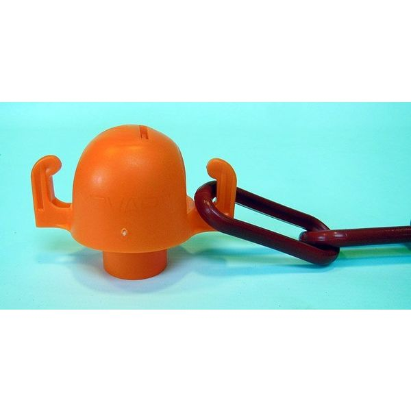 Universal top for warning postswith two hooks (NEW)