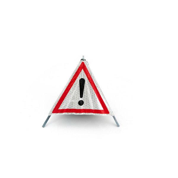 Signalisatiebord 'TRIPAN' - bord A51 - GEVAAR - opvouwbaar