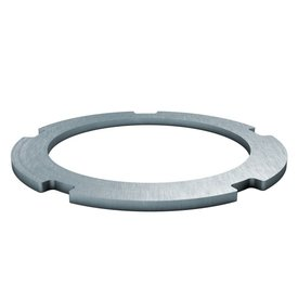 SKIPPER Ballast ring voor Skipper kegel - 3,1 kg - staal
