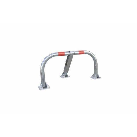 Parkeerbeugel met cilinderslot + sleutel - 960 x 425 x 455 mm - Ø 60 mm