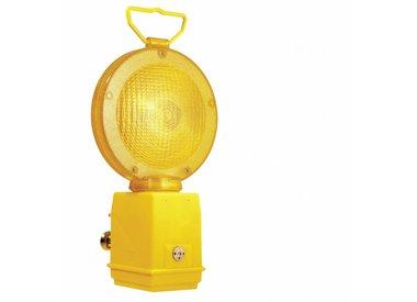 Road warning lamps