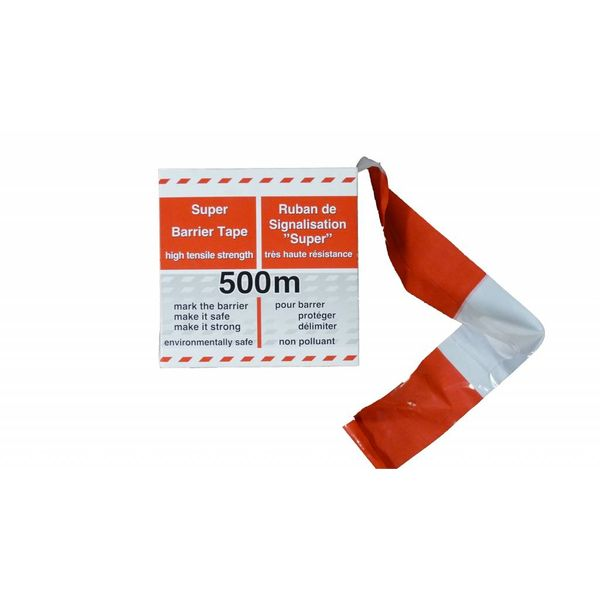 SUPERSTRONG Barrier tape - untearable 500 m