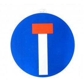 Panneau 'Impasse'' Ø 480 mm