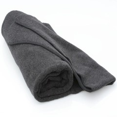 Ritter Karlovy Vary blanket - 100% pure new wool, anthracite