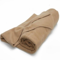 Ritter Karlovy Vary blanket - 100% pure new wool, camel