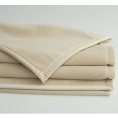 Ritter Maharani Camelhair Blanket | 100% camel hair | cream
