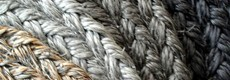 Sisal Flecht Teppich Rovera, 100% Sisalfaser
