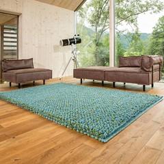 Tisca Handwebteppich Olbia - Stella