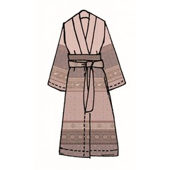 Bassetti Bassetti Kimono | Camaiore v2 | 3 colors - Copy - Copy - Copy