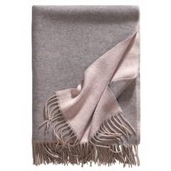 Eagle Products Eagle Products | Wohndecke ALASSIO | 135/195 cm | grau-rose