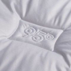Kauffmann Dacron quilted bed Light - Copy - Copy