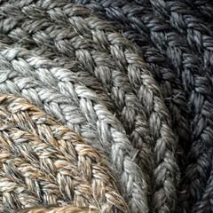 Tisca Rovera Woven Carpet | ROUND | Standard dimensions | 100% sisal
