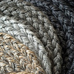 Sisal Rovera Flecht Teppich | ECKIG |  Standardmaße |100% Sisal