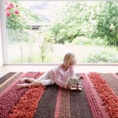 Tisca Handwebteppich | Olbia  WADI
