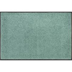 Kleen-Tex wash+dry Fußmatte | Uni Salvia Green | ...verschieden Größen!