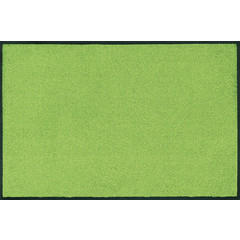 Kleen-Tex wash + dry doormat | Uni Apple Green | ... different sizes! - Copy
