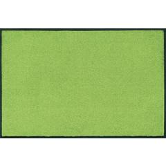 Kleen-Tex wash+dry Fußmatte | Uni Apple Green | ...verschieden Größen!