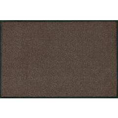 Kleen-Tex wash+dry Fußmatte | Uni Brown | ...verschieden Größen!