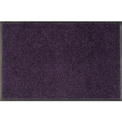 Kleen-Tex wash + dry doormat | Uni Velvet Purple | ... different sizes!