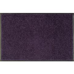 Kleen-Tex wash+dry Fußmatte | Uni Velvet Purple | ...verschieden Größen!