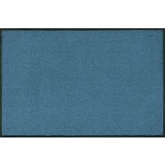 Kleen-Tex wash + dry doormat | Uni Steel Blue | ... different sizes!