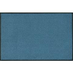 Kleen-Tex wash+dry Fußmatte | Uni Steel Blue | ...verschieden Größen!